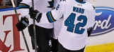 Wingels scores winner to lead Sharks over Panthers 3-2