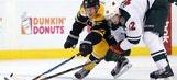 Boston Bruins: Noel Acciari Out Four Weeks