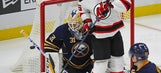 Greene's penalty shot in OT lifts Devils past Sabres 2-1