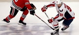 Beagle, Johansson help Capitals cool off Blackhawks 3-2