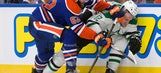 Eaves, Lehtonen lead Stars to 3-2 win over Oilers