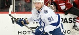 Lightning captain Steven Stamkos out with torn meniscus