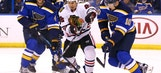 St. Louis Blues Winter Classic Playing Second Fiddle