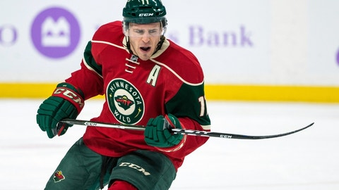 Florida Panthers Win Streak Snapped in Loss to Minnesota Wild