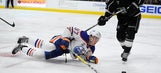 Carter scores tiebreaking goal, Kings beat Oilers 4-2