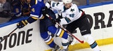 San Jose Sharks Attack Cannot Overcome St. Louis Blues