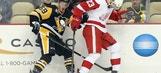 Penguins' Jake Guentzel scores on first NHL shift (Video)