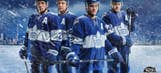Maple Leafs, Red Wings unveil special Centennial Classic jerseys