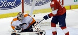 Mason, Simmonds lead Flyers over Panthers 3-1