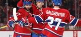 Montreal Canadiens Alexander Radulov Scores a Ridiculous Goal vs Sens