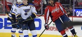 Ovechkin's 16th hat trick sends Caps to 4-3 win over Blues