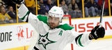 Forsberg, Rinne lead Predators past Stars, 5-2