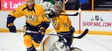 Dallas Stars Try To Dig In, But Let Nashville Get Away