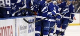 Tampa Bay Lightning Third Period Rally Strikes Down The Flyers