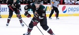 Arizona Coyotes: Max Domi Wins Player Of Game Belt Against Oilers
