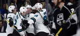 Couture leads Sharks to yet another win over Kings, 4-1