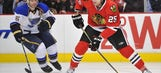 Chicago Blackhawks 25 Days Of Christmas: Viktor Stalberg