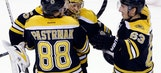 Bruins top Hurricanes 2-1 in shootout