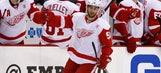 Nielsen admits to 'butterflies' for 1st game vs. Islanders