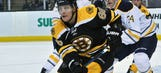 Everything aligning for Bruins' Pastrnak in breakout season