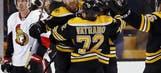 Boston Bruins: Frank Vatrano Back In Practice