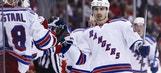 New York Rangers forward Chris Kreider is a Rare Scorer