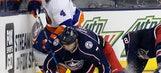 Late barrage helps Blue Jackets beat Islanders 6-2