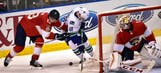 Vancouver Canucks Score Twice in Third, Can't Come Back Against Panthers