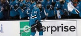 Couture, Labanc help lead Sharks past Hurricanes 4-3