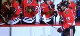Hossa, Anisimov and Panarin lead Blackhawks over Stars