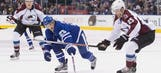 Varlamov makes 51 saves, Avs bounce back to beat Leafs 3-1