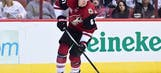 Arizona Coyotes' Lawson Crouse Blossoming Into Valuable Role Player