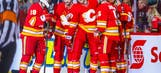 Calgary Flames Score Four In Second Period To Top Winnipeg Jets