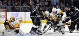 Which NHL teams play on NBCSN this week, starting December 13?