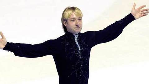 Plushenko makes his bid