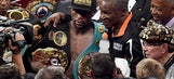 Floyd Mayweather to give up titles before final fight