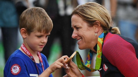 Kristin Armstrong - cycling individual time trial