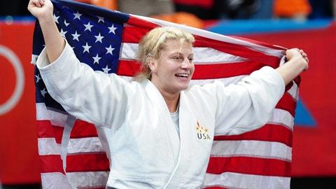 Kayla Harrison - 78 kg judo