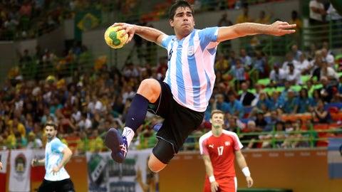 Make them play handball instead