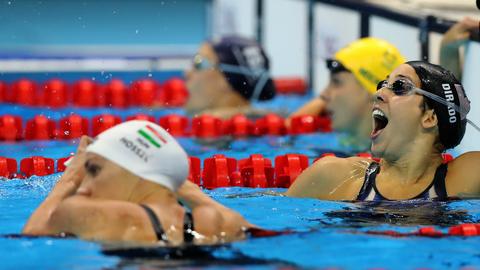 Maya DiRado - 200-meter backstroke