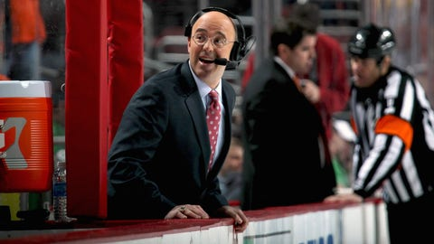 How do you feel about Pierre McGuire doing commentary for water polo?