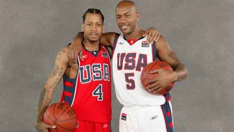 Which Team USA basketball uniform that's been worn since the 1984 games is your favorite?