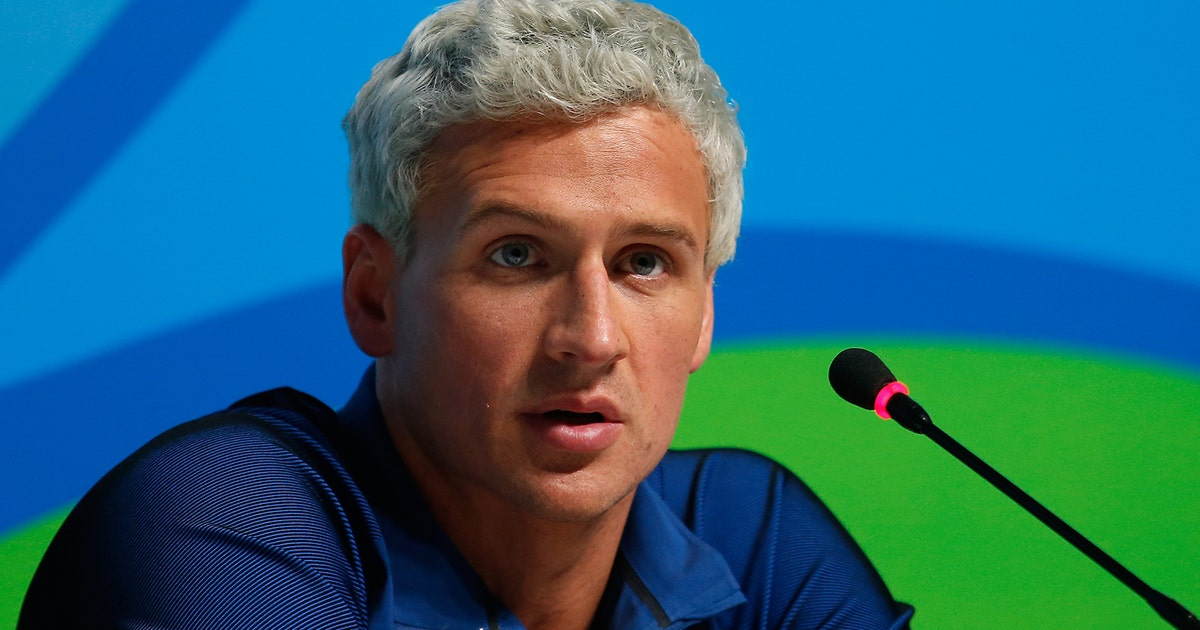 Ryan Lochte Suspended Until 2019