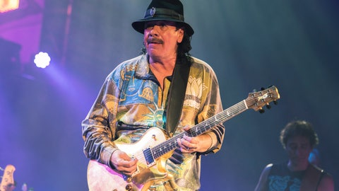 """""""Carlos Santana to Spanish Equestrian: Give Me Your Horse, Make It Real"""""""
