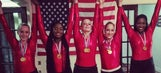 These girls dressed up as the Final Five and Simone Biles loved it