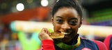 Simone Biles says she's planning to return to the 2020 Tokyo Olympics