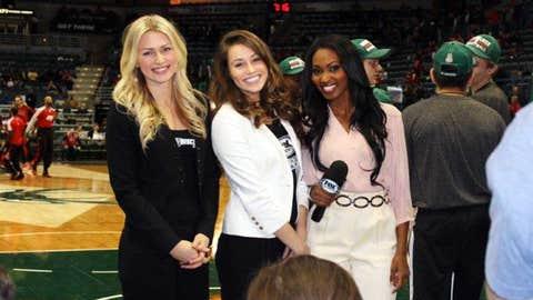 The FOX Sports Wisconsin Girls get ready to talk Bucks basketball (and tickets) on Bucks Live.