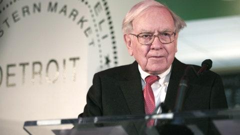 Nebraska: Warren Buffett (investor)