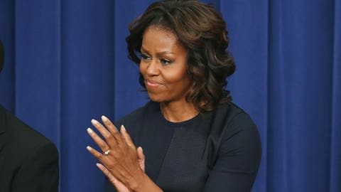 Princeton: Michelle Obama (former First Lady of the United States)