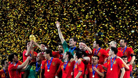 Reaching for glory: The most prestigious sporting events in the world